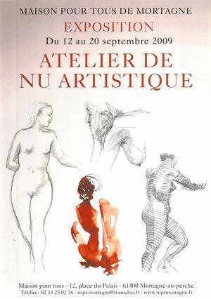 Affiche de l'exposition 2009