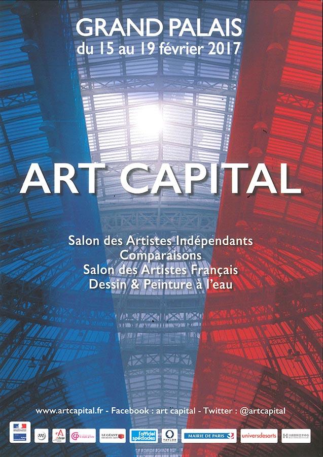 Affiche Grand Palais 2017